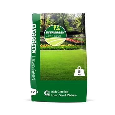 EVERGREEN 5KG LAWN SEED GRASS SEED