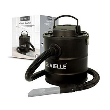 De Vielle 1200w Classic Ash Vac Vacuum 2 Filter | DEFAV007