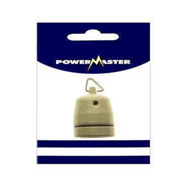 Powermaster Porcelain ES Lampholder Infra Red Bulb Holder | 1799-34