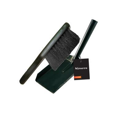 "Sirocco 4"" Coal shovel and Brush Set   71178"