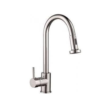 Sanbra Fyffe Water Saving Pull Out Sink Mixer Tap   580072