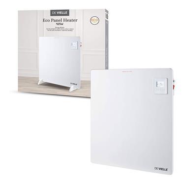 De Vielle 425w Eco Friendly Wall Panel or Floor Heater | DEV964439