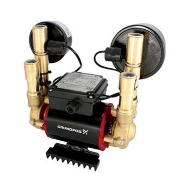 Grundfos 2 bar Negative Twin Shower Pump   STN 2.0