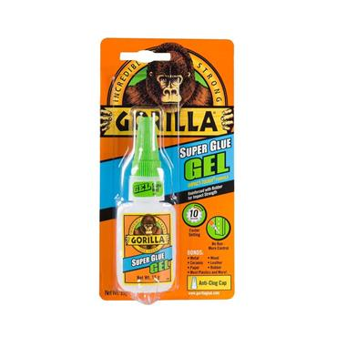 GORILLA GLUE PRECISE GEL SUPER GLUE 15G
