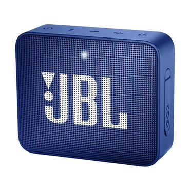 JBL Go 2 Portable Wireless Bluetooth Speaker - Blue | JBLGO2BLU