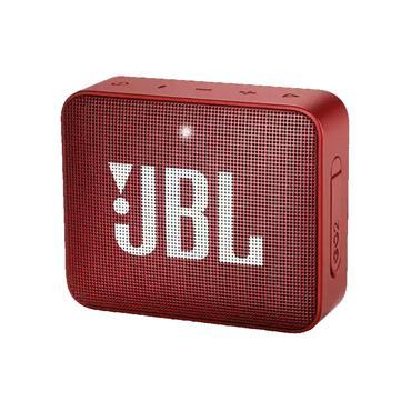 JBL Go 2 Portable Wireless Bluetooth Speaker - Red | JBLGO2RED