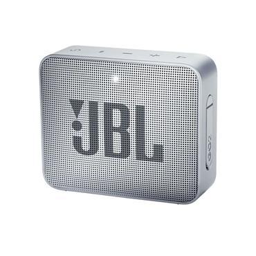 JBL Go 2 Portable Wireless Bluetooth Speaker - Grey | JBLGO2GRY