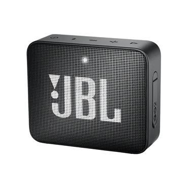 JBL Go 2 Portable Bluetooth Speaker - Black | JBLGO2BLK