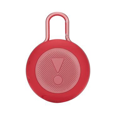 JBL Clip 3 Portable Bluetook Speaker - Red | JBLCLIP3RED