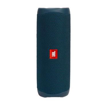 JBL FLIP 5 Portable Bluetooth Speaker - Blue | JBLFLIP5BLU