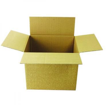 Large Cardboard Box Single Wall - 5 Pack