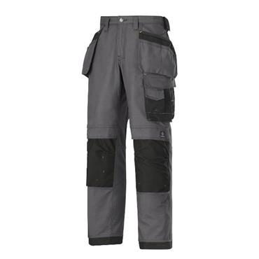 SNICKERS TROUSERS (GREY / BLACK)