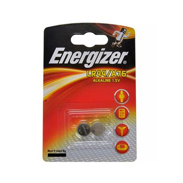 ENERGIZER LR44/A76 BATTERY 2 PACK | ENGLR44B2
