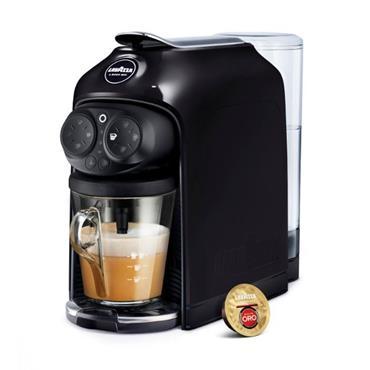 Lavazza Desea Pod Coffee Machine - Black | 18000390