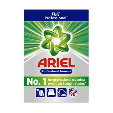 ARIEL PROFESSIONAL WASHING POWDER 5.85KG 90 WASH