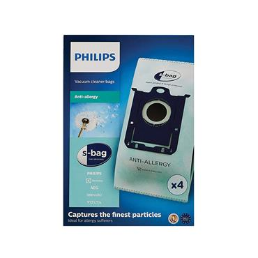 PHILIPS ELECTROLUX S-BAG 4 PACK | E201S