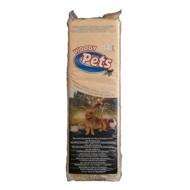WOODY WOODCHIPS NATURAL 2.5KG