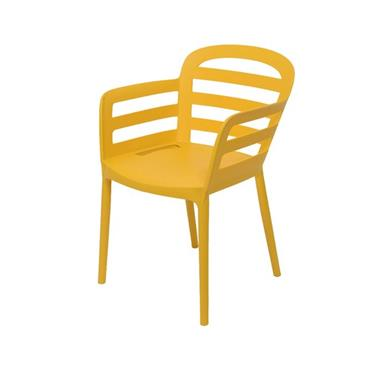 New York Dining Chair - Mustard