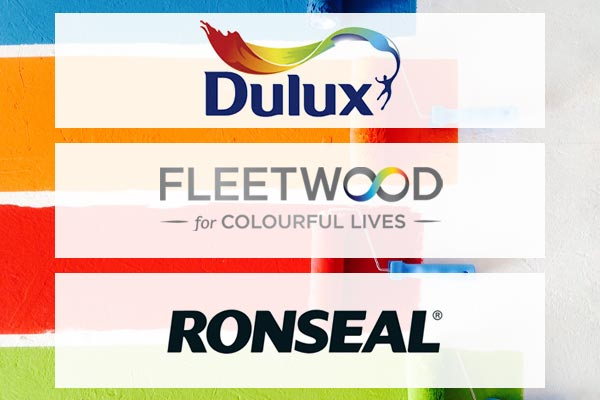 Heavins are stockists of Dulux, Fleetwood, and Ronseal