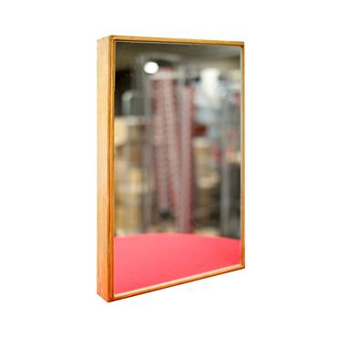 "Mirror Rectangular Tray 24""x18"""