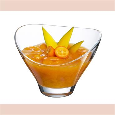 Glass Coupe dish 25cl / 8.5oz