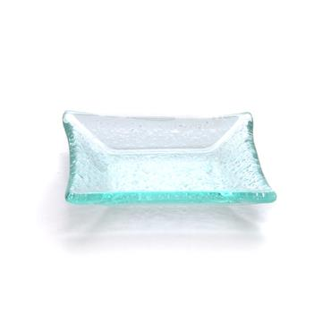 Mini Meal Glass Plate 7cm