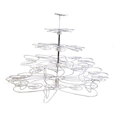 Cup Cake Stand (holds 38 cakes)