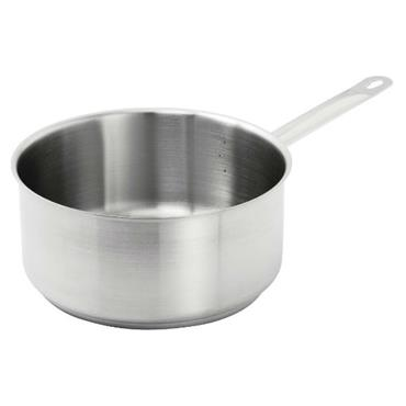"""Saucepan with lid (Induction compatable) 5L 240mm/9.5"""" dia."""