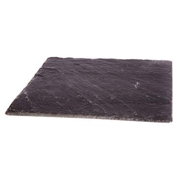 "Cheese Board Slate Square 11"""