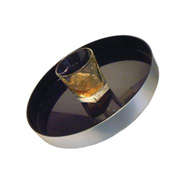 "Drinks / Sample Tray (deep Rim 2"") 13"" diameter"