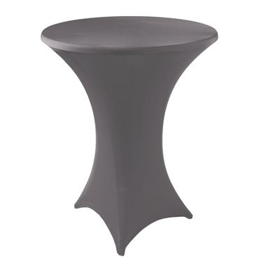 Spandex Grey (Price not inclusive of high table)