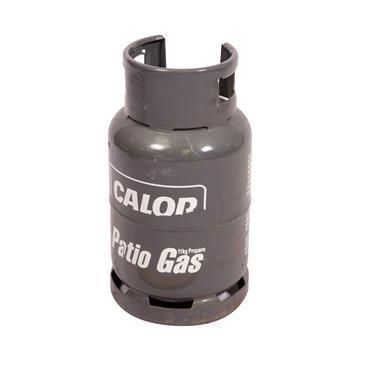 Gas Patio 25LB Propane  (Grey)