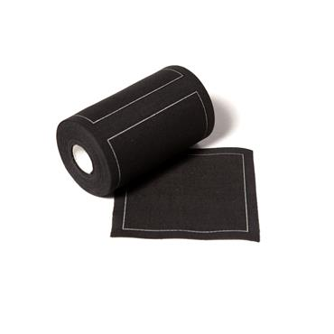 Napkins Drinks  Coaster  Black (Qty 100) 11cm X 11cm