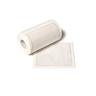 Napkin Drinks Coaster White (Qty 100) 11x11cm