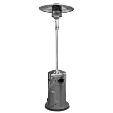 Patio Heater (require grey propane gas)