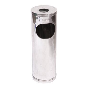 Ashtray Stand Up /Litter Bin 23cm
