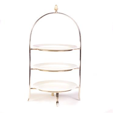 Afternoon Tea Stand (Silver)