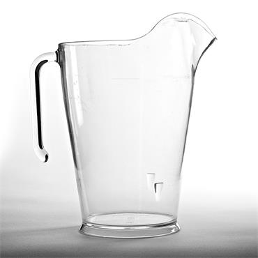 Water Pitcher /Jug 4 pt (plastic)