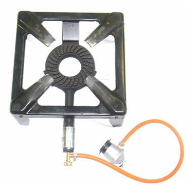 Cooker  Gas  1 Ring(requires yellow butane gas cylinder)