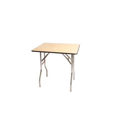 "Rectangular   Table 2 ft x 30"""