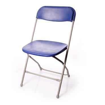 Folding Chair Blue
