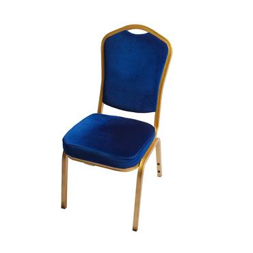 Padded Chair Blue