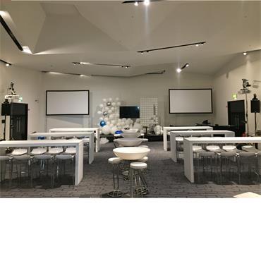 Milano Tall Rectangular Table