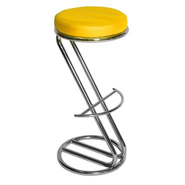 High Stool Yellow Pad