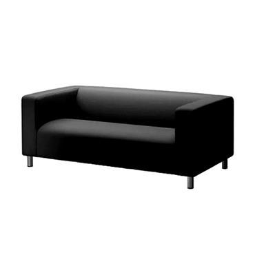 Classic Sofa Black