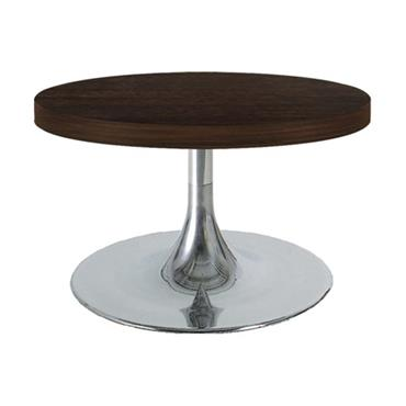 Coffee Table round wooden top (70cm dia , 40cm height)