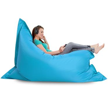 Bean Bag *AQUA* (Giant Bean Bag) 180cm L x 140cm D