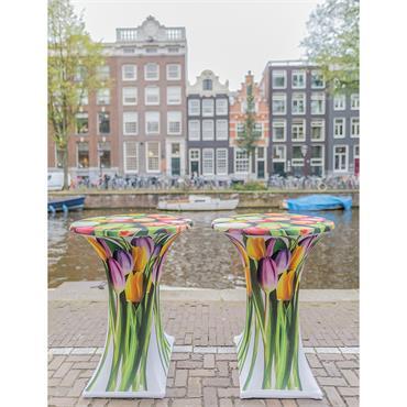 Spandex *Tulips*