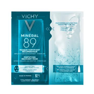 VICHY MINERAL 89 FORTIFYING INSTANT RECOVERY MASK