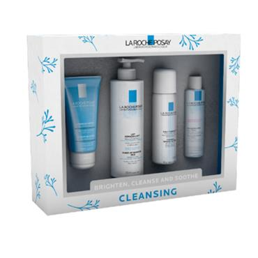 LA ROCHE POSAY  CLEANSING SET